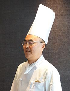 湯沢ニューオータニ 料理長 今井秀男